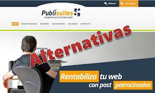 Alternativas a Publisuites