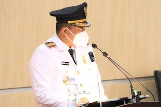 Pidato Perdana, Bobby Nasution Sebut Langkah Strategis Jadikan Kota Medan Bebas Banjir