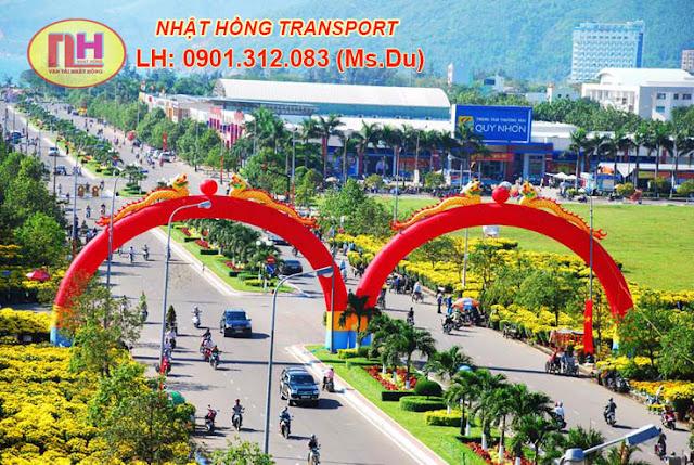 Công ty vận chuyển hàng hóa đi Bình Định giá rẻ chất lượng