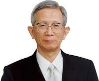 A photograph of Takuo Aoyagi