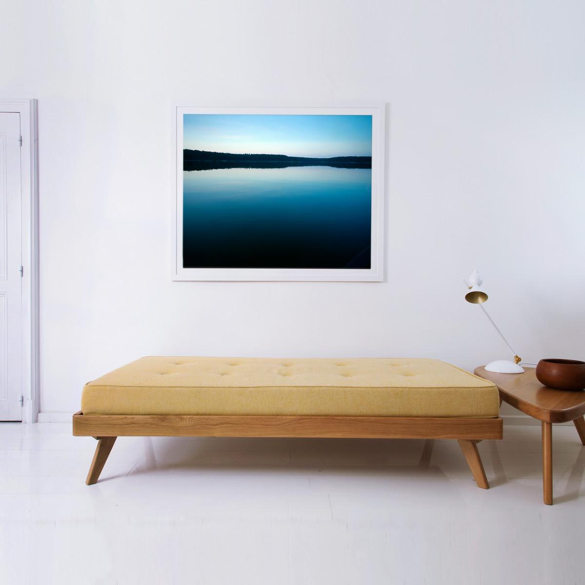 Skandynawska sofa rozkładana