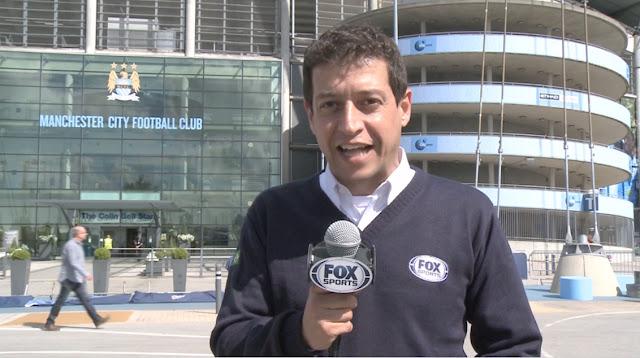 Morre o repórter Fernando Caetano, aos 50 anos, ex-Fox Sports e ESPN ~ O  Curioso do Futebol