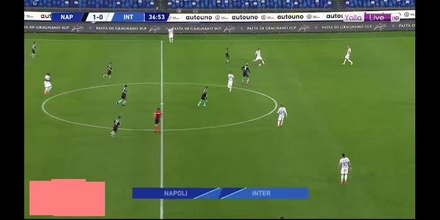 ⚽⚽⚽⚽ Serie A Napoli Vs Inter Milan Live Streaming ⚽⚽⚽⚽