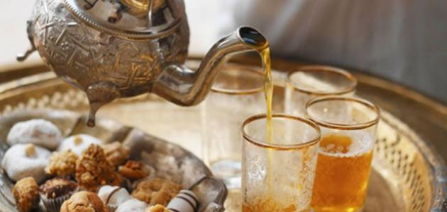 Some of the history of Moroccan tea
