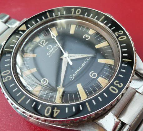 That Watch and More: Buying a Vintage Omega Seamaster 300