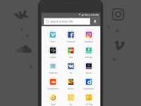 Videoder, Aplikasi Untuk Download Video Youtube dan Ratusan Web Lainnya