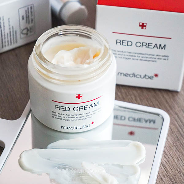 Medicube Red Cream Review
