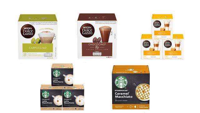 Tawaran Menarik Melalui Nescafe Dolce GUSTO