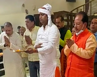 sarswati-puja-in-bihar-assembly