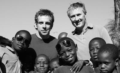 ben stiller Artists for Haiti Fundraising Auction