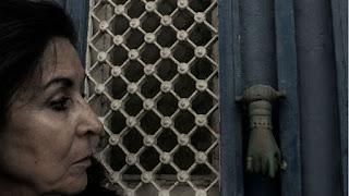 """""""Ξένες πόρτες"""" του Μάνου Ελευθερίου, σε σκηνοθεσία Μάνου Καρατζογιάννη."""