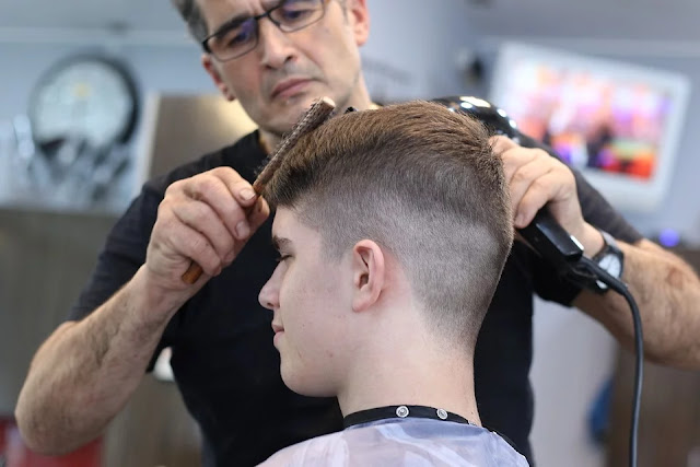 why hair style for men