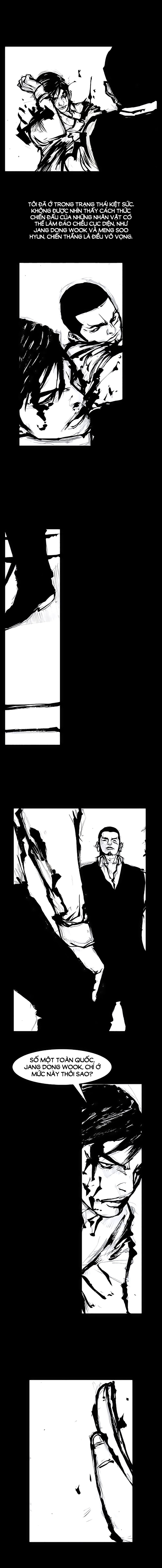 Máu Nhuốm Giang Hồ | Blood Rain chap 65 - Trang 9