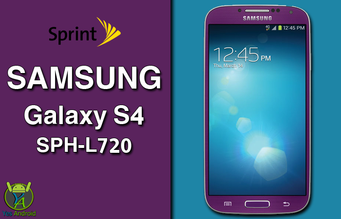 Download L720VPSGPL1 | Galaxy S4 (Sprint) SPH-L720
