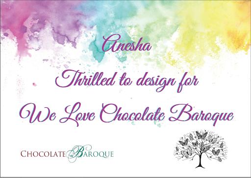 We Love Chocolate Baroque DT
