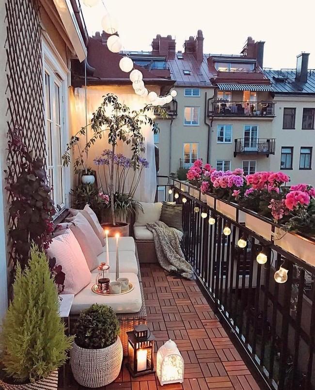 Balcones y Terrazas - Ideas