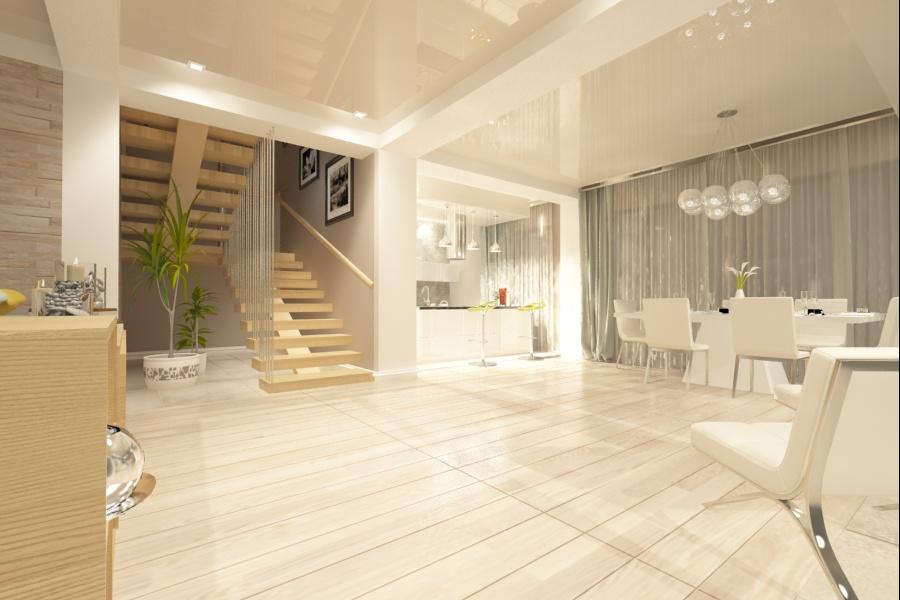 Design interior vila moderna la cheie - Constanta