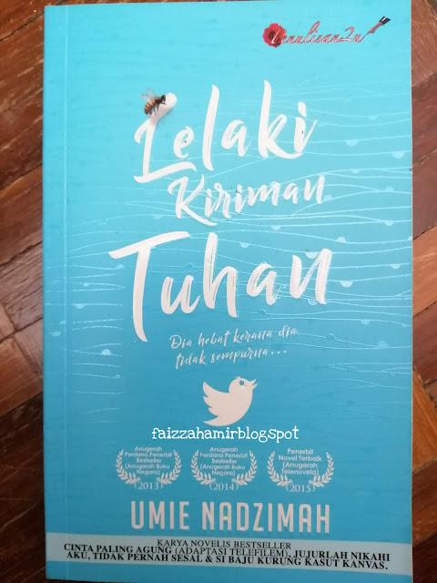 Review Novel ~ Lelaki Kiriman Tuhan