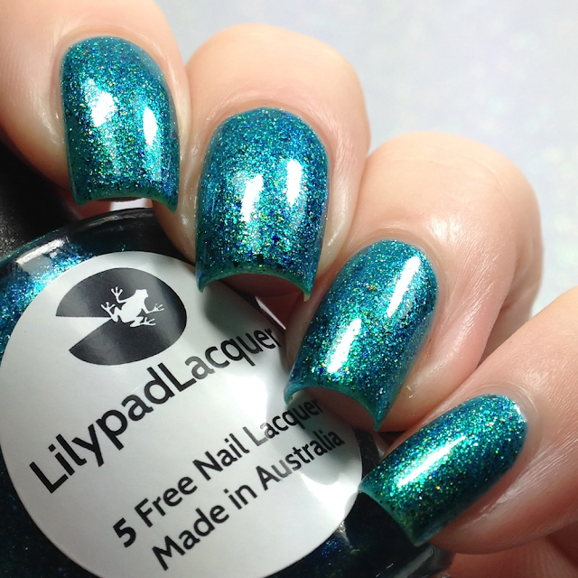 Lilypad Lacquer-Pisces