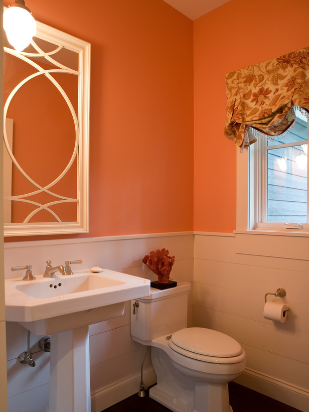 Home Design Ideas: Cottage Bathrooms Designs