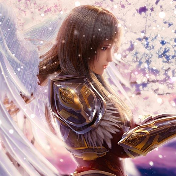 Angel Yan Wallpaper Engine