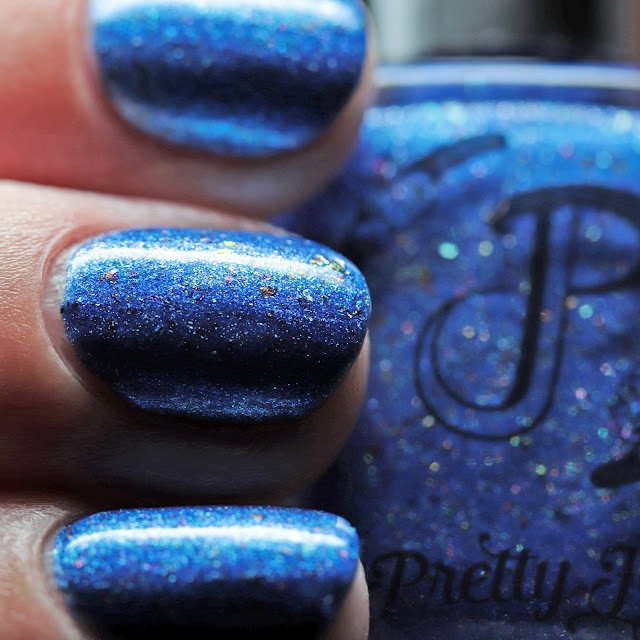 Pretty Jelly Nail Polish Send Nudibranchs