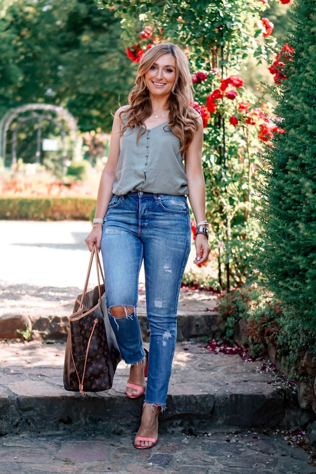 Fashionstylebyjohanna Sommeroutfit