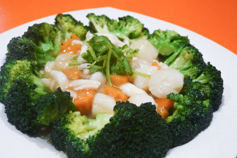 Media tasting spicy thai thai new dishes part three for Fish sauce stir fry