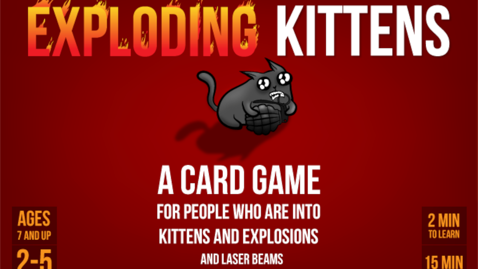 News Collider - Exploding Kittens gets a 30 million dollar investment