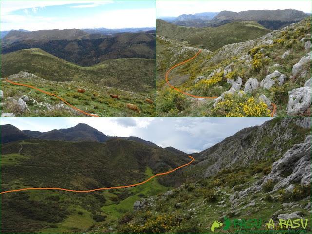 Sierra de la Cueva Negra: Del Pico Bacia al Valle de Pandás