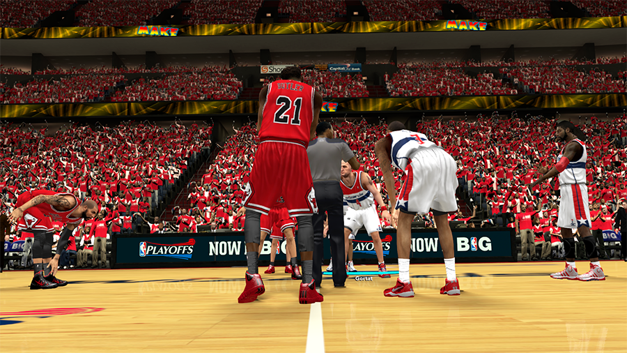 Washington Wizards 2014 Playoffs | NBA 2K14