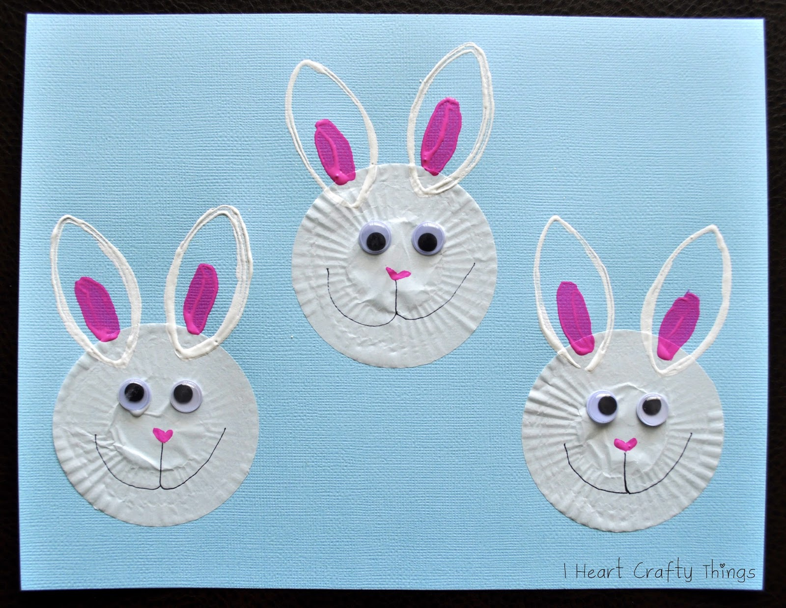 I Heart Crafty Things 15 Cupcake Liner Crafts For Kids