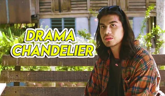 Senarai Pelakon Drama Chandelier (Astro Ria) (2020).