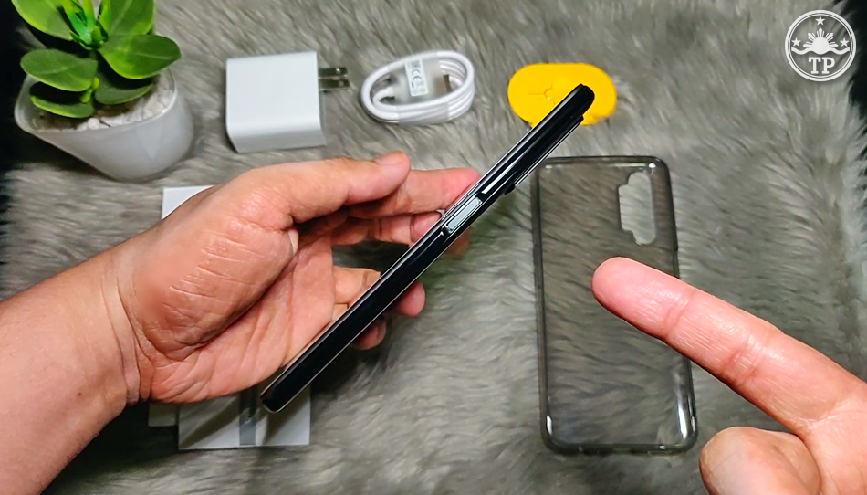 Realme 6 Pro, Realme 6 Pro Philippines, Realme 6 Pro Power Side Mounted Button Fingerprint Scanner