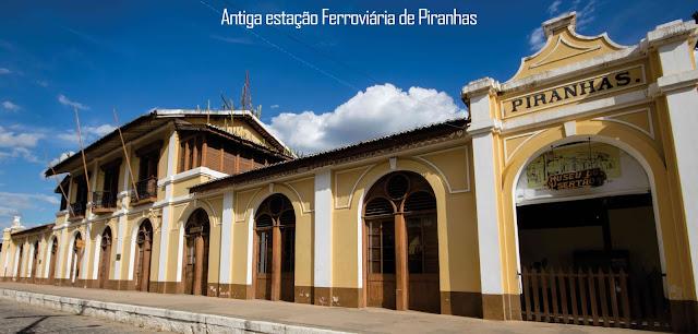 PIRANHAS/ALAGOAS: TURISMO, HISTÓRIA E CULTURA