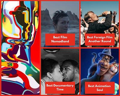 Previsão Dos Vencedores dos Óscares 2021 - Melhor Filme