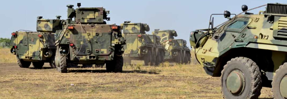 Міноборони замовило 75 бронетранспортерів БТР-4Е