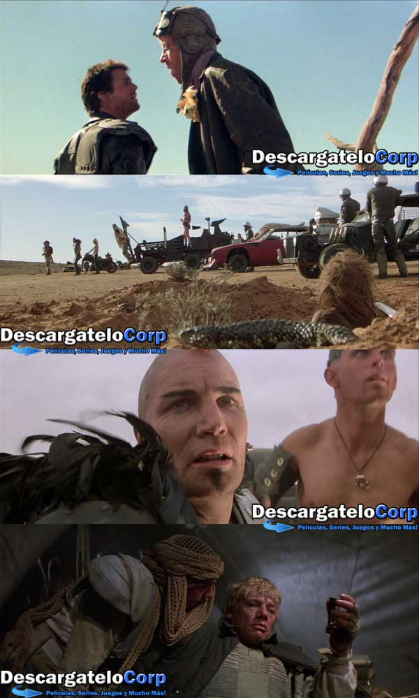 Descargar Mad Max 2 The Road Warrior HD 1080p Latino