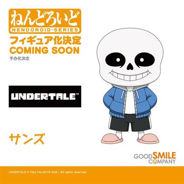 UNDERTALE Nendoroid Sans