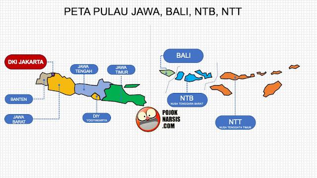 peta pulau jawa pptx