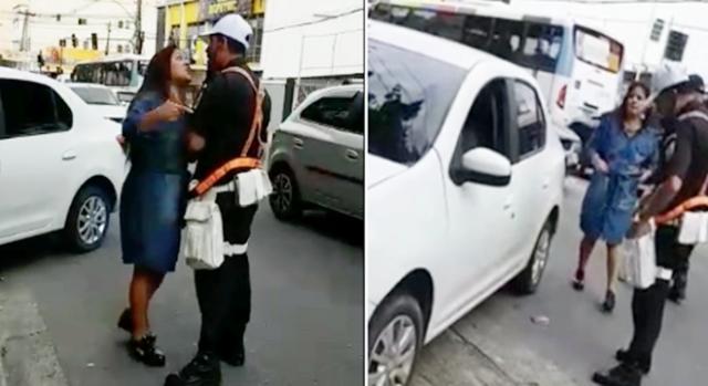 RIO DE JANEIRO - Mulher parada em blitz vai para cima de policial dizendo ser 'Advogada' tentando intimidar agente