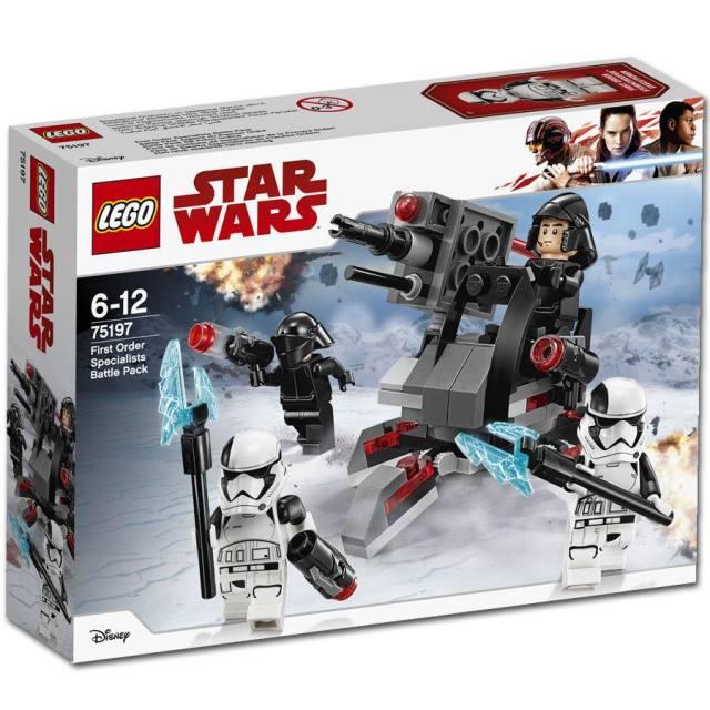 Anj S Brick Blog Lego Star Wars The Last Jedi 2018 Sets Official Images