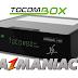 Atualização Tocombox Goool HD Vip  V01.018 - 30/04/2017