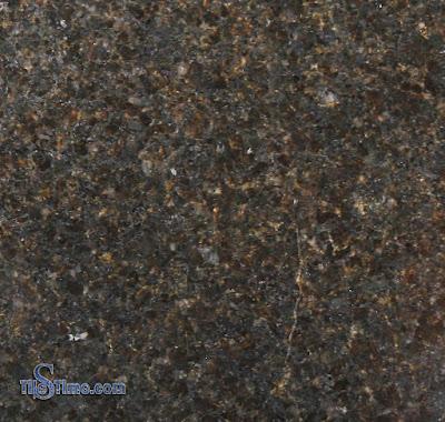 Ubatuba 18 in. x 18 in. Polished Granite Tile Floor
