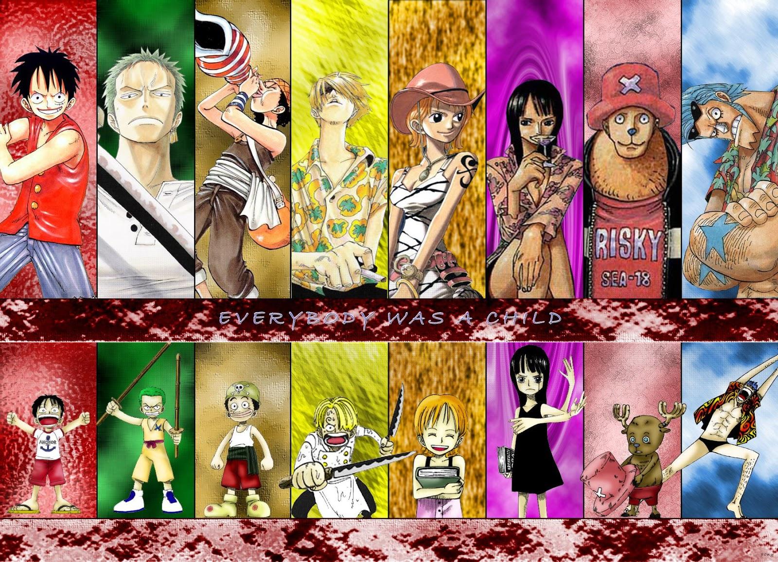 Wallpaper keren one piece hd koleksi gambar hd - Foto anime keren hd ...