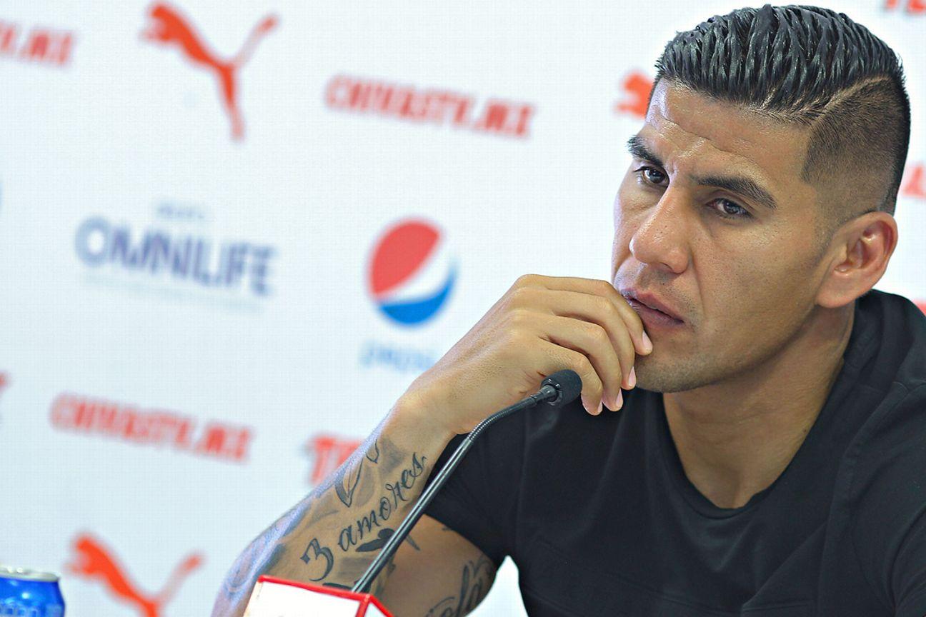 Carlos Salcido.