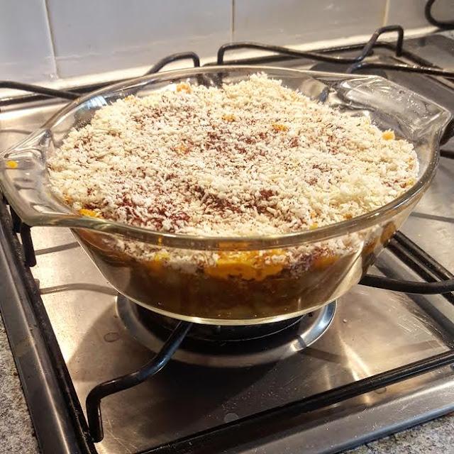 Moroccan Lamb Shepherd's Pie