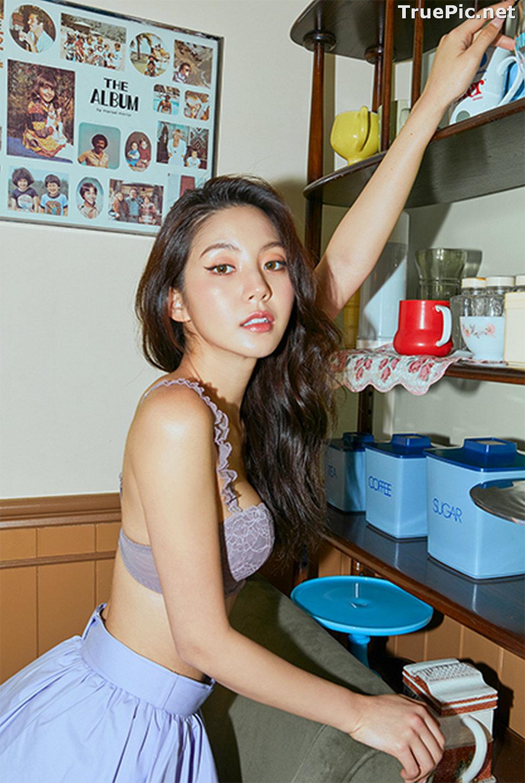 Image Korean Fashion Model – Lee Chae Eun (이채은) – Come On Vincent Lingerie #3 - TruePic.net - Picture-8