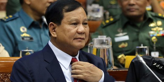 Gerindra Buka Peluang Prabowo Kembali Maju di Pilpres 2024