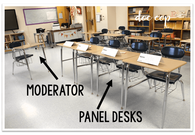 Panel discussions are a great way to engage students in meaningful classroom discussion. Get your free complete resource to run your own panel discussion!